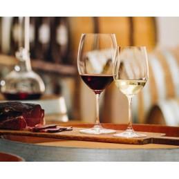 Riedel Vinum Sauvignon Set 4 Calici Degustazione 6416-33