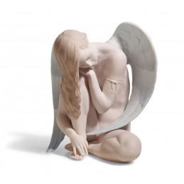 Lladrò Statua Angelo Meraviglioso 01018236