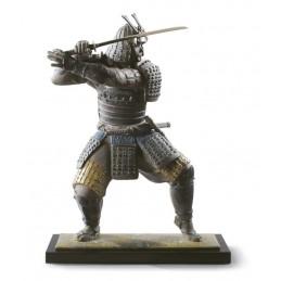 Lladrò Samurai Warrior Figurine 01009230