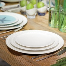 Villeroy & Boch Montauk Dinner Set 12 Pcs (Dinner & Salad Plates)