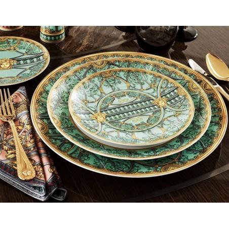 Versace Vaso 18 cm La Scala del Palazzo - Verde