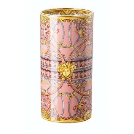 Versace Vaso 24 cm La Scala del Palazzo - Rosa