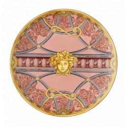 Versace La Scala del Palazzo-Pink Plate 17 cm