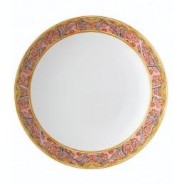 Versace La Scala del Palazzo-Pink Soup Plate 22 cm