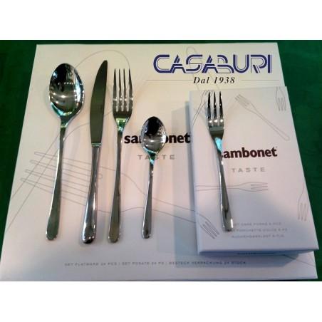 Sambonet Taste Servizio Posate 30 Pz