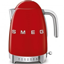 Smeg Variable Temperature Kettle Red 50's Retro Style Aesthetic