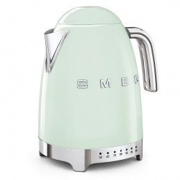 Smeg Variable Temperature Kettle Green 50's Retro Style Aesthetic