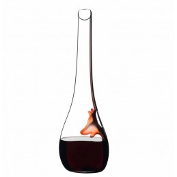 Riedel Decanter Dog Black Red 2018-03