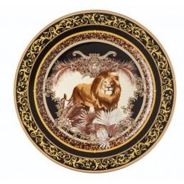Versace Le Règne Animal William Wall Plate 30 cm