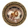 Versace Le Règne Animal William Piatto Parete 30 cm