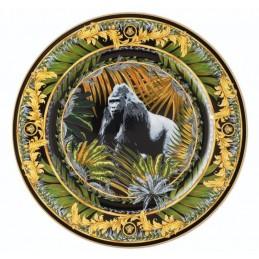 Versace Le Règne Animal Bob Wall Plate 30 cm
