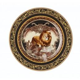 Versace Le Règne Animal William Wall Plate 18 cm