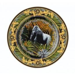 Versace Le Règne Animal Bob Wall Plate 18 cm