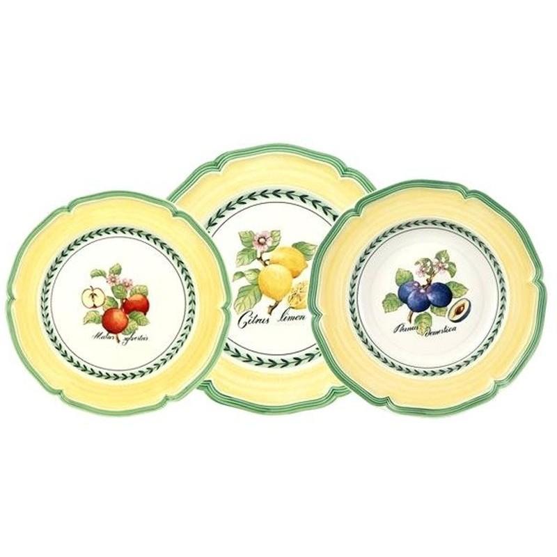 Villeroy E Boch Piatti.Villeroy Boch French Garden Valence Dinner Set 36 Pcs Casaburi