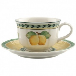 Villeroy & Boch French Garden Fleurence Tea Cup Set 6 Pcs