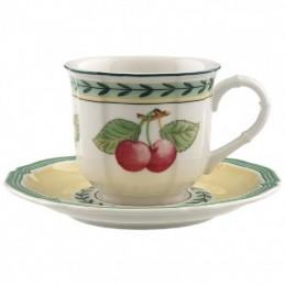 Villeroy & Boch French Garden Fleurence Espresso Cup Set 6 Pcs