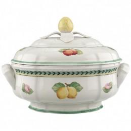 Villeroy & Boch French Garden Fleurence Soup Tureen