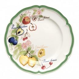 Villeroy & Boch French Garden Arles Dessert Plate 21 cm Set 6 Pcs