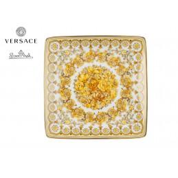 Versace Tribute Baroque Bowl 12 cm Square Flat
