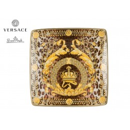Versace Tribute Wild Baroque Bowl 12 cm Square Flat