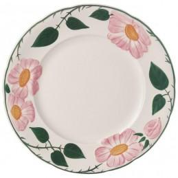 Villeroy & Boch Rose Sauvage Hèritage Dinner Plate 26 cm 6 Pcs