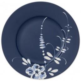 Villeroy & Boch Vieux Luxembourg Brindille Dessert Plate Blu 6 Pcs