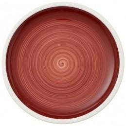 Villeroy & Boch Manufacture Rouge Dinner Plate 27 cm Set 6 Pcs