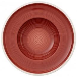 Villeroy & Boch Manufacture Rouge Soup Plate 25 cm Set 6 Pcs