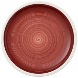 Villeroy & Boch Manufacture Rouge Dessert Plate 22 cm Set 6 Pcs