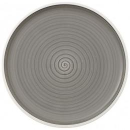 Villeroy & Boch Manufacture Gris Pizza Plate 32 cm