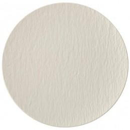 Villeroy & Boch Manufacture Rock Piatto Pizza 32 cm Bianco