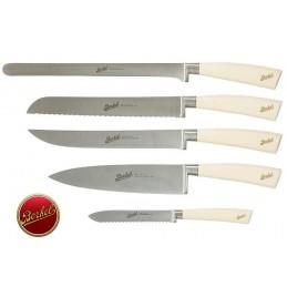 Berkel Set 5 Coltelli Chef Elegance Crema