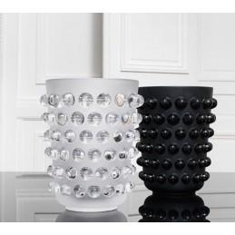 Lalique Vaso Mossi Cristallo Ref. 1220700