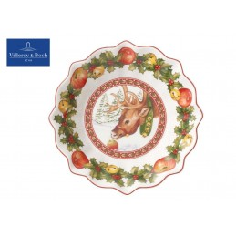Villeroy & Boch Toy's Fantasy Bowl Small Reindeer 16 cm