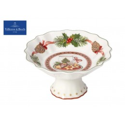 Villeroy & Boch Toy's Fantasy Bowl on foot small-Cookies 15 cm