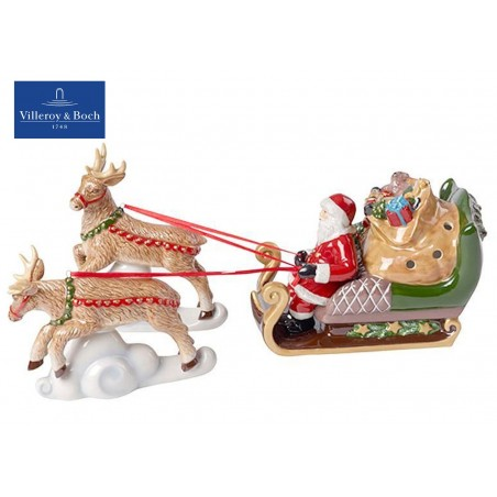 Villeroy & Boch Christmas Toys Slitta North Pole Express