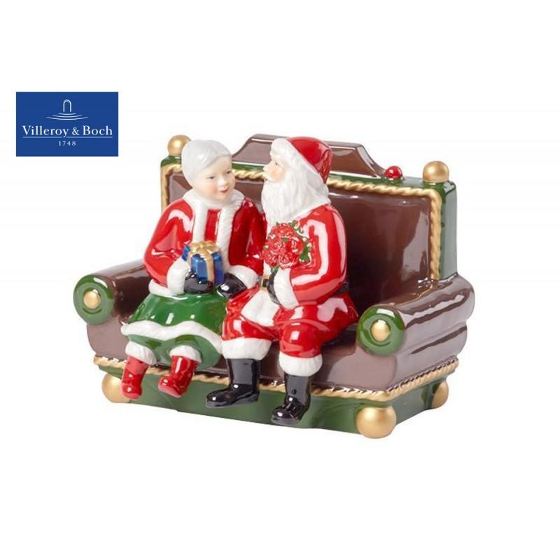 Villeroy /& Boch Christmas Toys Memory Christmas Toys Memory Santa 45 cm