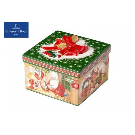 Villeroy & Boch Christmas Toys Pacchetto reg. medio quadr. Laboratorio