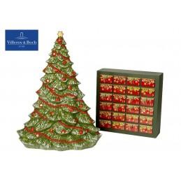 Villeroy & Boch Christmas Toys Memory Advent calendar Tree 25 pcs