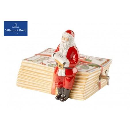Villeroy & Boch Nostalgic Melody Babbo Natale sulle lettere