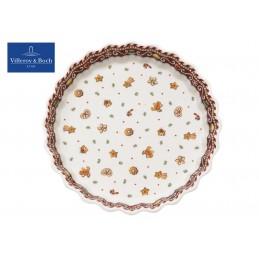 Villeroy & Boch Winter Bakery Delight Snack Plate 22 cm
