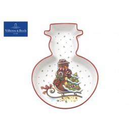 Villeroy & Boch Winter Bakery Delight Bowl Snowman