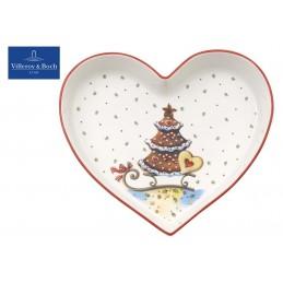 Villeroy & Boch Winter Bakery Delight Bowl Heart