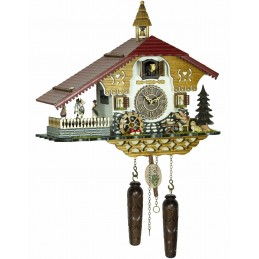 Trenkle Uhren Quartz Cuckoo Clock with music 4250 QMT HZZG