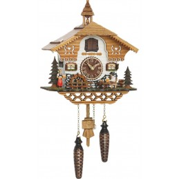 Trenkle Uhren Quartz Cuckoo Clock with music 4214 QM