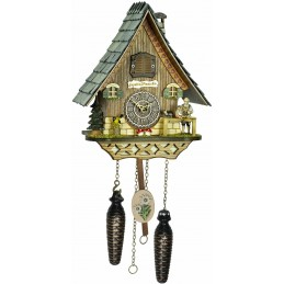Trenkle Uhren Quartz Cuckoo Clock with music 4251 QM