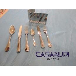 Sambonet Baguette Servizio Posate 24 Pz monoblocco 52586-81