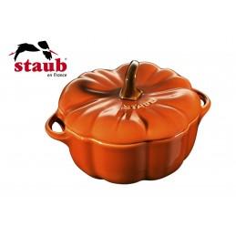 Staub Ceramic Pumpkin Cocotte Cinnamon 40511-554-0