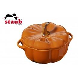 Staub Ceramic Pumpkin Cocotte Cinnamon 40511-555-0