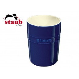 Staub Porta Utensili 11 cm Ceramica Blu Scuro 40511-578-0